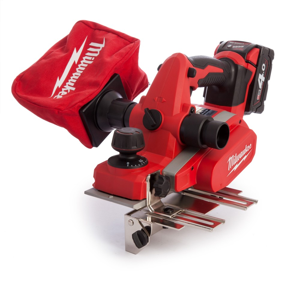 Milwaukee M18 BP-0 18V Li-Ion accu schaafmachine losse body