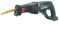 Metabo ASE 18 LTX 18V Li-Ion accu reciprozaag body