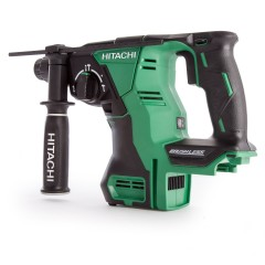 Hitachi DH18DBL(W4) 18V SDS+ Accu Boorhamer Body - koolborstelloos