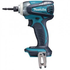 Makita brushless slagschroevendraaier body 14,4 volt btd133 in MBox koffer