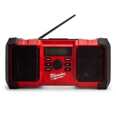 Milwaukee M18 JSR-0 Bouwradio body 18V Li-Ion