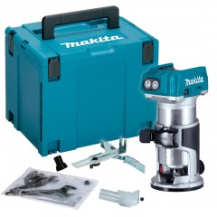 Makita DRT50ZJ Accu freesmachine body in mbox 4 systainer